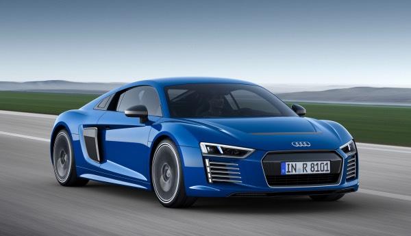Автомобиль Audi R8 или Авдюха (фото)
