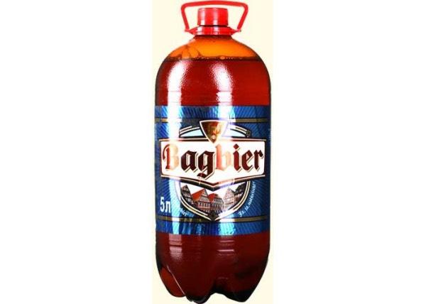 Большая бутылка пива или базука (фото)