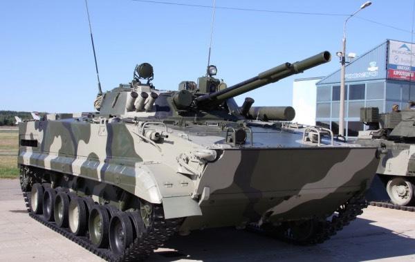 Боевая Машина Пехоты или Бэха (фото)