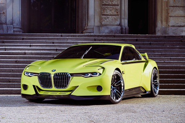 Автомобиль BMW или БЭХА (фото)