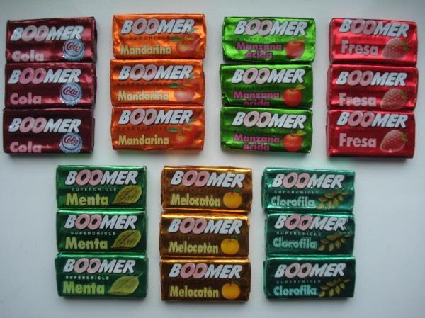 Жвачка Бумер (фото)