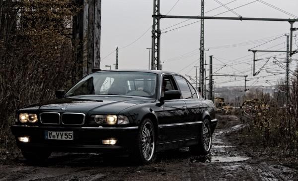 BMW Бумер (фото)