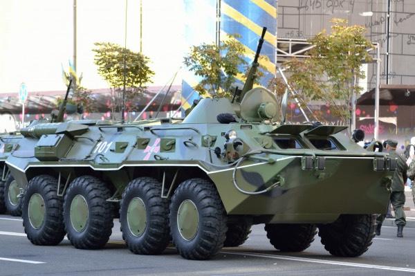 БТР-80 или бэтэр (фото)