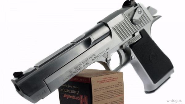Пистолет Дезерт Игл (фото)
