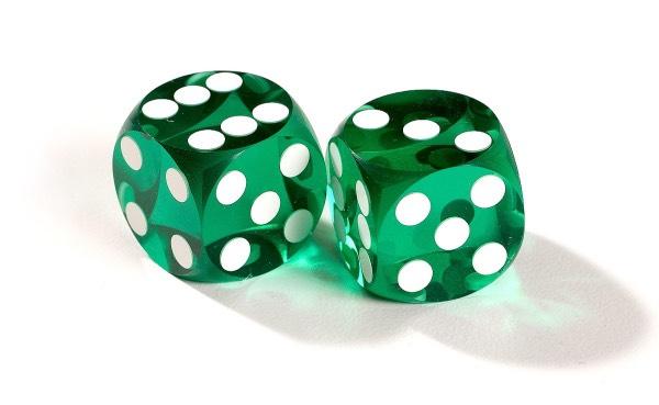 Игральный кубик - Дайс (фото)