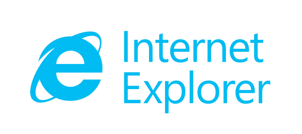 Internet Explorer - Ишак (логотип)