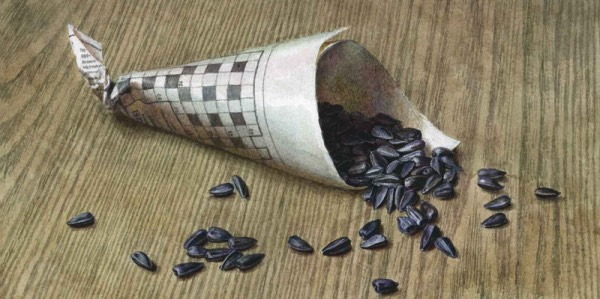 Кулёк семечек (фото)