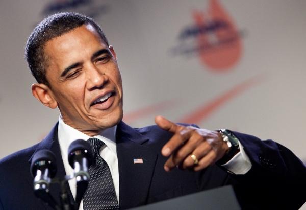 Барак Обама или БОХ (фото)