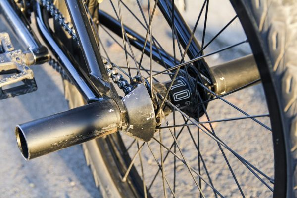 Пэги, подставки для ног на велосипеде (фото)