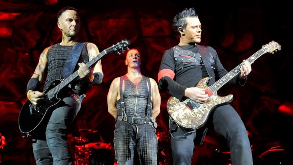 Группа Rammstein, которая придумала слово Букштабу