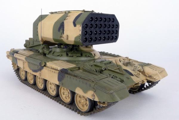 ТОС-1 Буратино (фото)