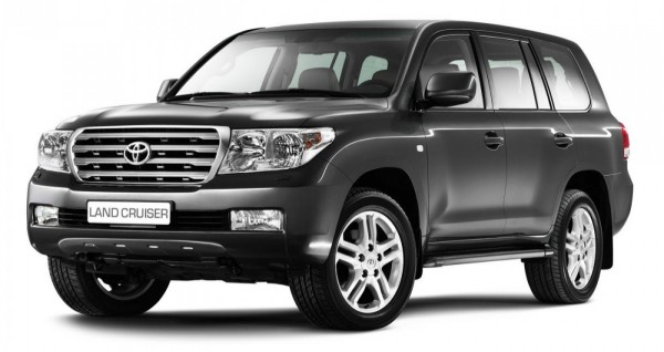Toyota Land Cruiser - Кукурузер (фото)