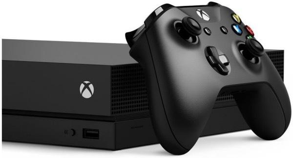 Приставка Xbox - Хуящик (фото)